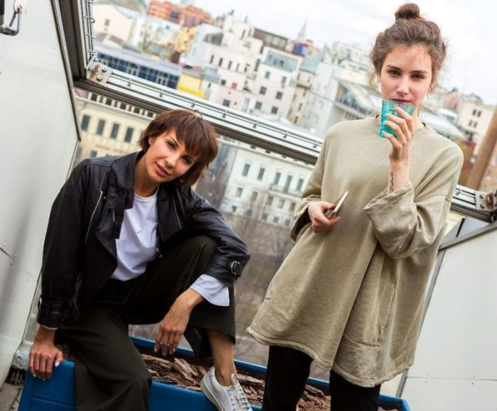 Ирина и Ксения Турчинские. / Фото: www.woman.ru