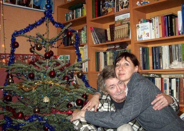 Игорь Старыгин и Екатерина Табашникова. / Фото: www.gallery.ru