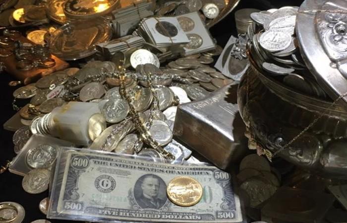 Джонни Перри давно мечтал о приключениях и поисках клада. / Фото: www.ont.by