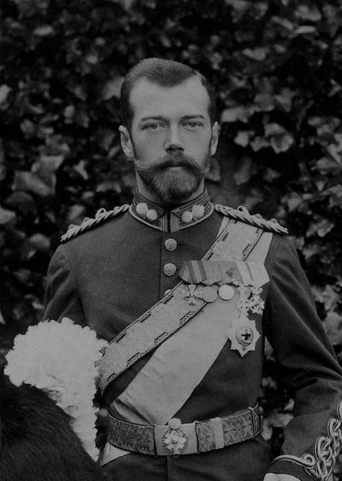 Николай II. / Фото: www.twimg.com