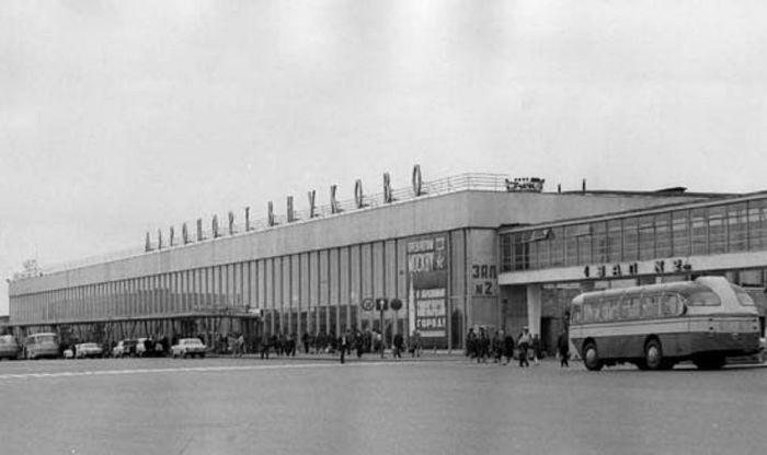 Аэропорт «Внуково». / Фото: www.pastvu.com