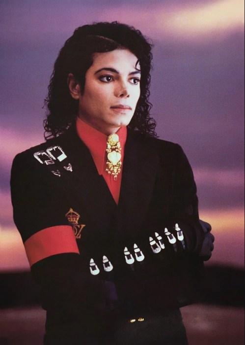 Майкл Джексон. / Фото: www.yandex.net