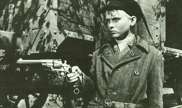 Борис Щербаков, кадр из фильма «Мандат». / Фото: www.shoubiz.guru