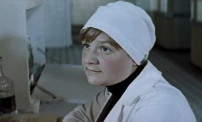 Екатерина Дурова, кадр из фильма «Школьный вальс». / Фото: www.kino-teatr.ru