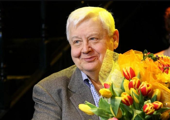 Олег Табаков. / Фото: www.yandex.net