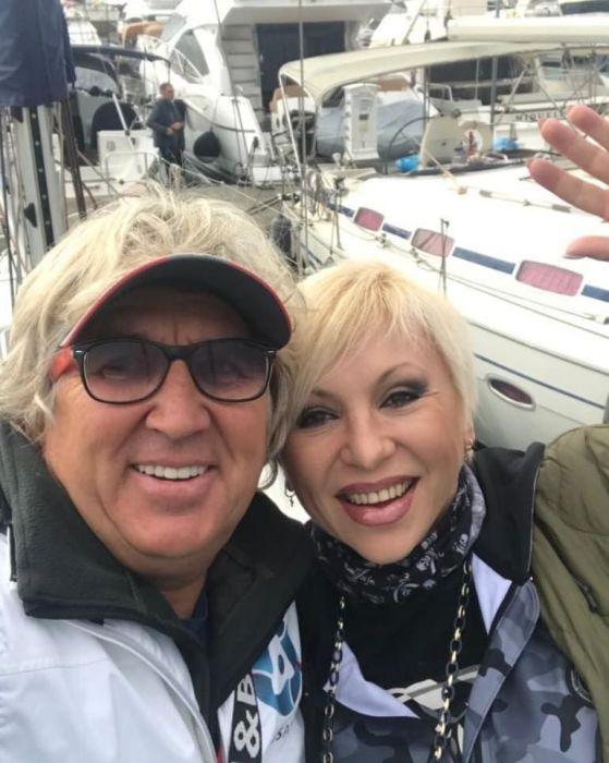 Валентина Легкоступова и Юрий Фирсов. / Фото: www.passion.ru