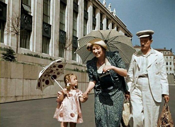 Кадр из фильма «Подкидыш». / Фото: www.culture.ru