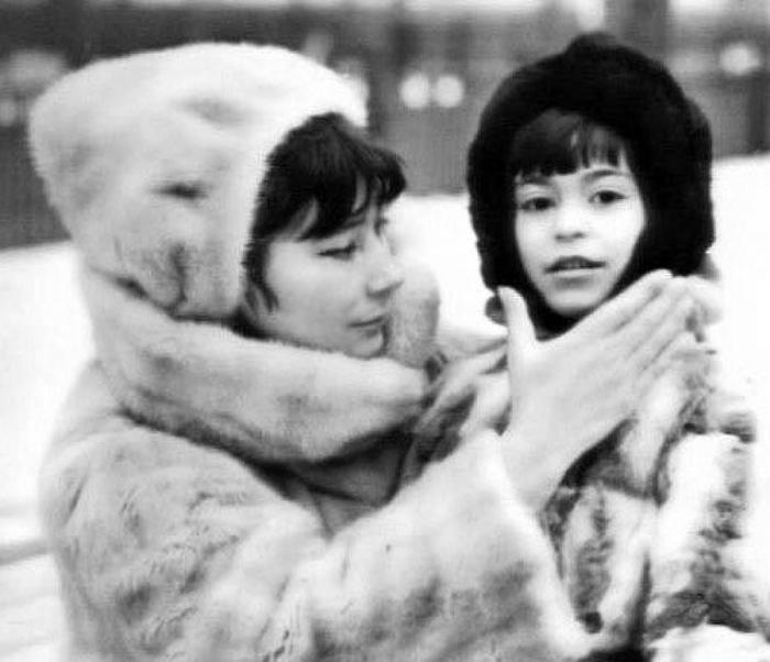 Татьяна Самойлова с сыном. / Фото: www.pressa.tv