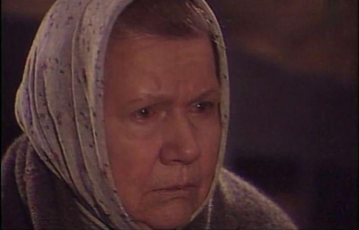 Нина Сазонова в фильме «Стариковское дело». / Фото: www.kino-teatr.ru