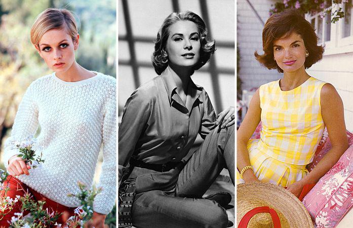 Чем запомнились миру 7 «икон стиля», на которых хотели быть похожими женщины в