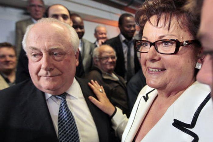 Кристин и Луи Бутен. / Фото: www.linternaute.com