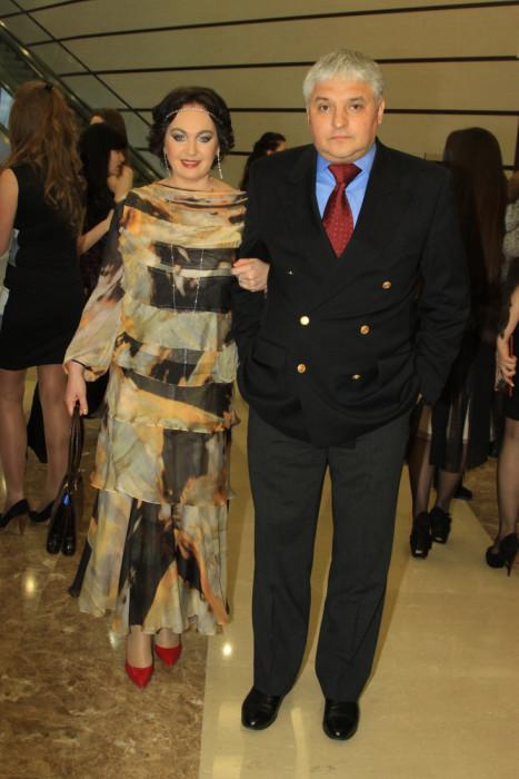 Лариса Гузеева и Игорь Бухаров. / Фото: www.woman.ru