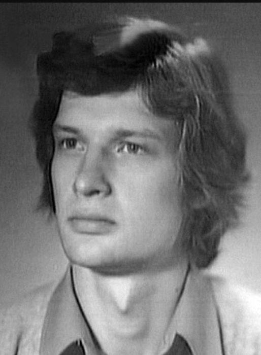 Дмитрий Брусникин в молодости. / Фото: www.24smi.org