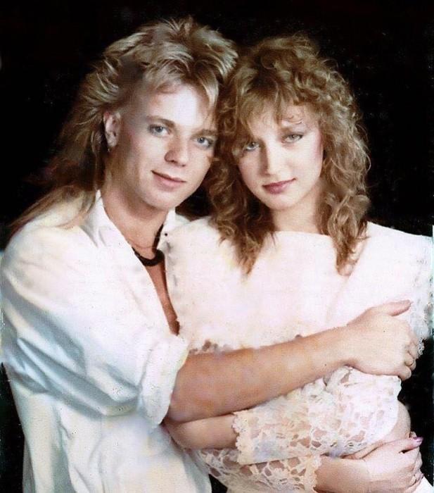 Владимир Пресняков и Кристина Орбакайте. / Фото: www.mtdata.ru