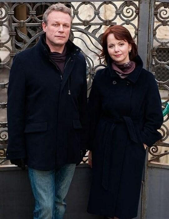 Вера Новикова и Сергей Жигунов. / Фото: www.howmade.ru