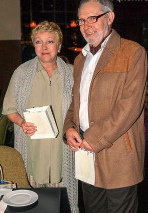 Ольга Волкова и Владимир Ховралёв. / Фото: www.humaninfo.ru