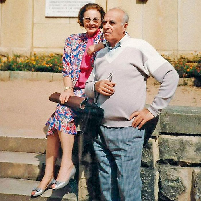 Владимир Этуш и Нина Крайнова. / Фото: www.zarni.pro