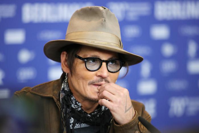 Джонни Депп. / Фото: www.edayfm.com