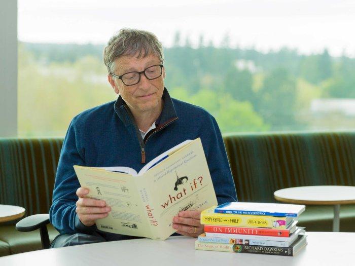 Билл Гейтс. / Фото: www.insider.com