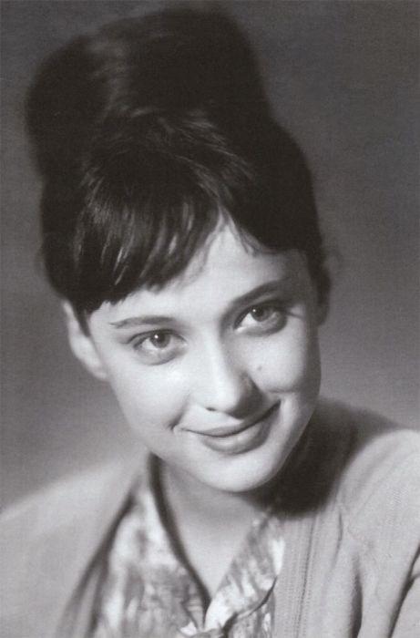 Ирина Печерникова. / Фото: www.pinimg.com