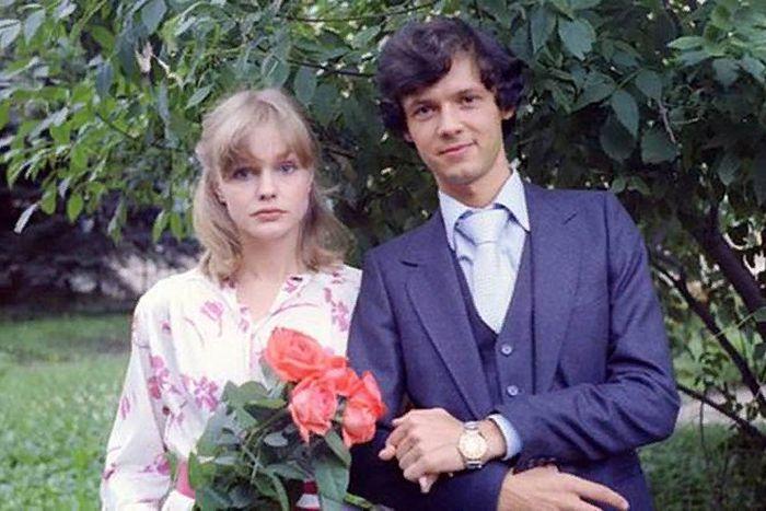 Альгис Арлаускас и Марина Шиманская. / Фото: www.love-psy.ru