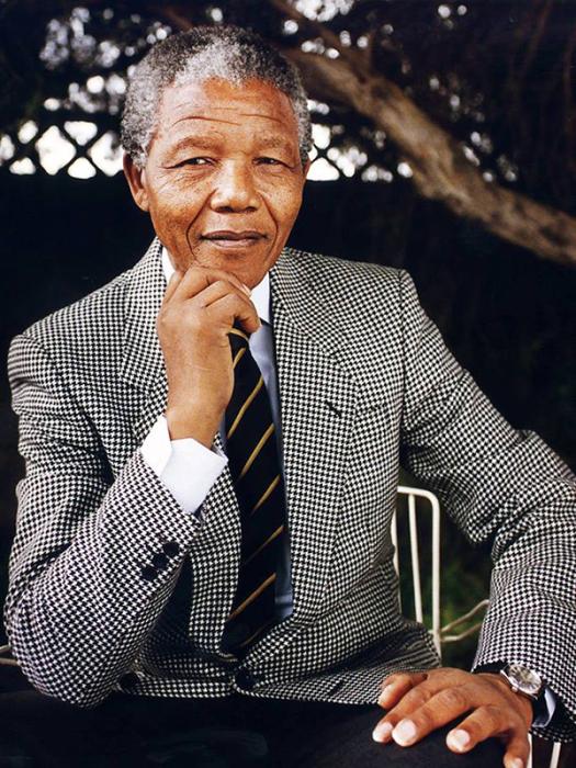 Нельсон Мандела. / Фото: www.24smi.org