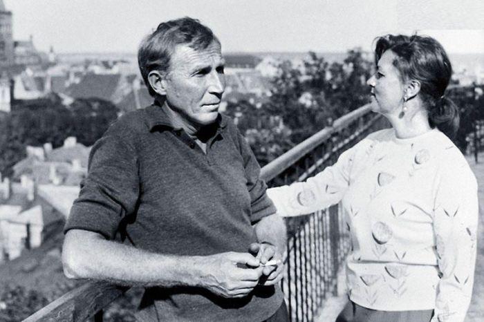 Иван Лапиков и Юлия Фридман. / Фото: www.nastroy.net