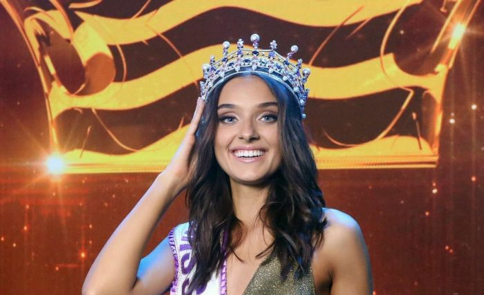 Вероника Дидусенко. / Фото: www.newsone.ua