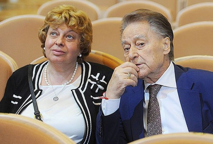 Андрей Дементьев и Анна Пугач. / Фото: www.kpcdn.net