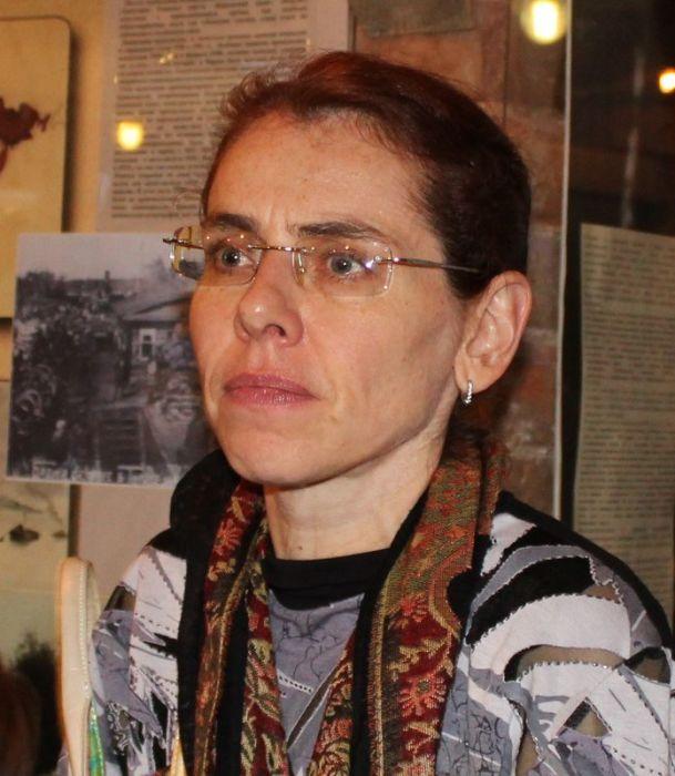 Мария Смоктуновская. / Фото: www.nkvd.tomsk.ru