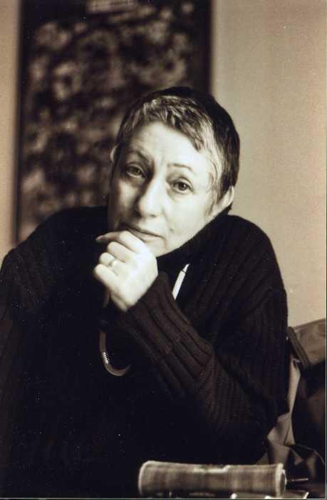 Людмила Улицкая. / Фото: www.toji.lineartweb.co.kr