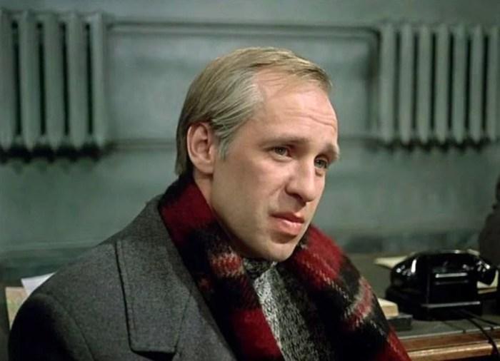 Александр Феклистов, кадр из фильма «Плюмбум, или Опасная игра». / Фото: www.kino-teatr.ru