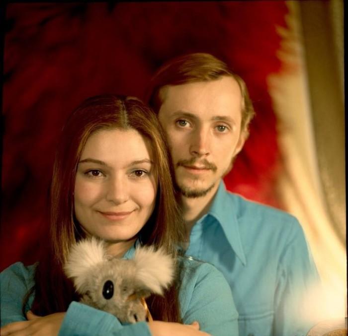 Наталья Бондарчук и Николай Бурляев. / Фото: www.fishki.net