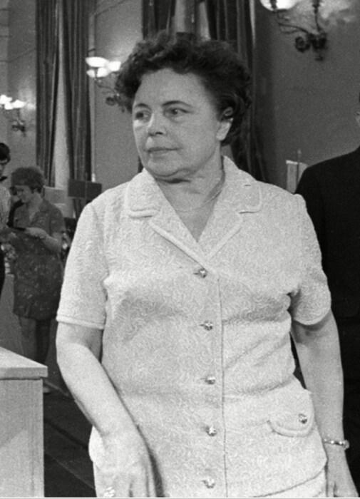 Татьяна Андропова. / Фото: www.yandex.net