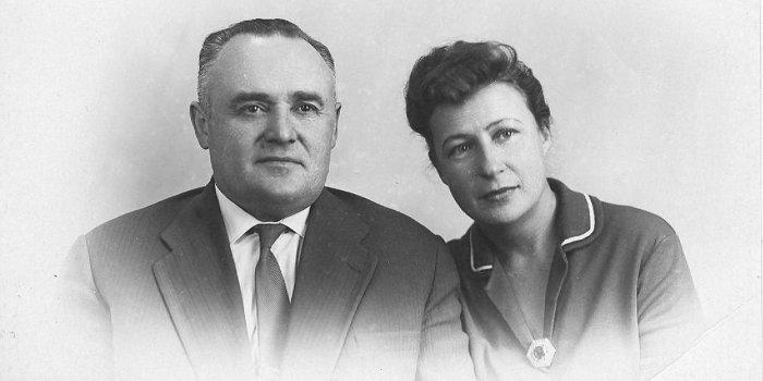 Сергей и Нина Королёвы. / Фото: www.mos.ru