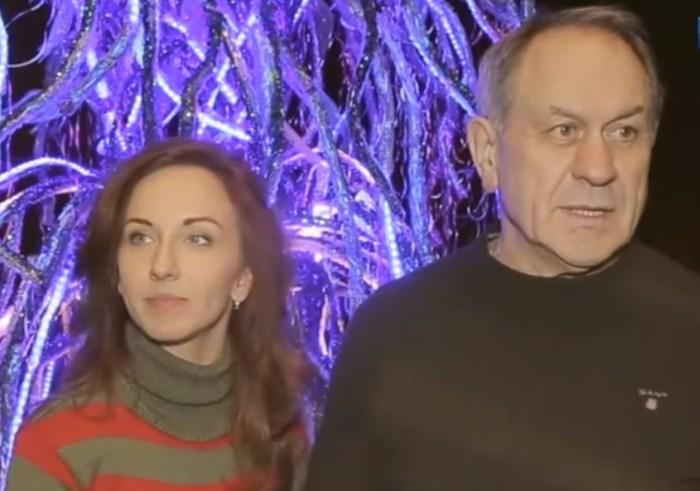 Валерий Афанасьев и его Наталья. / Фото: www.russia.tv