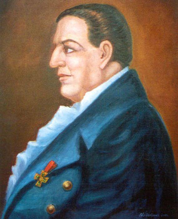 Фёдор Петрович Гааз. / Фото: www.aif.ru