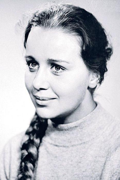 Елена Вановская в молодости. / Фото: www.7days.ru
