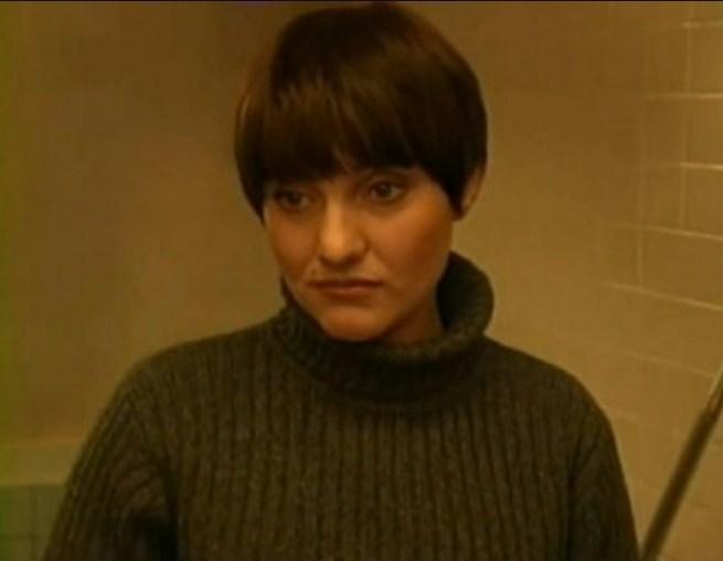 Инга Оболдина, кадр из сериала «Самозванцы». / Фото: www.kino-teatr.ru