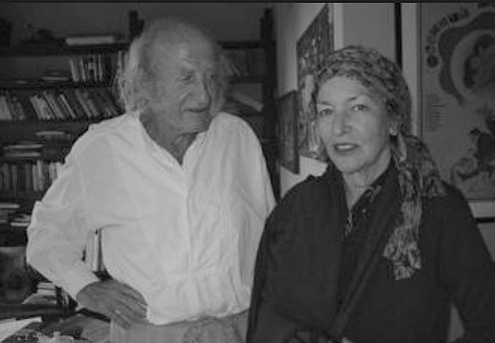 Норберт Кухинке с женой Катей. / Фото: www.dw.com