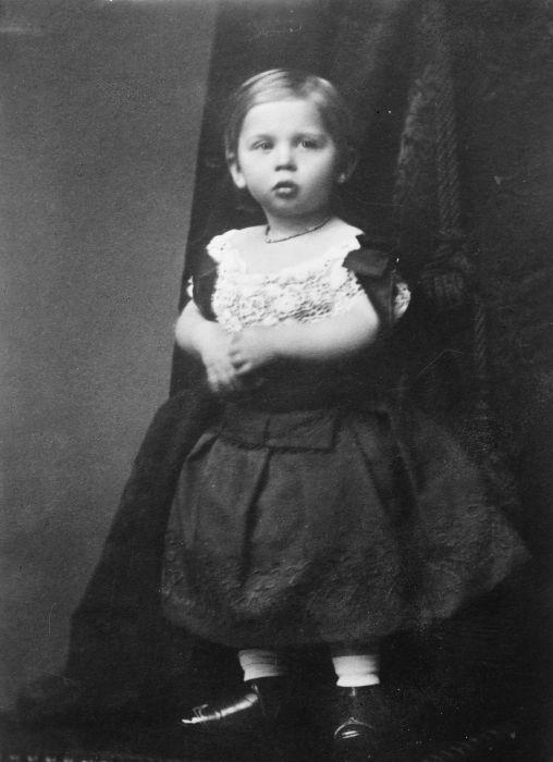Вильгельм ІІ в детстве. / Фото: www.theroyalforums.com