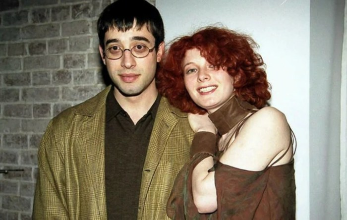 Амалия Мордвинова и Александр Гольданский. / Фото: www.yandex.net