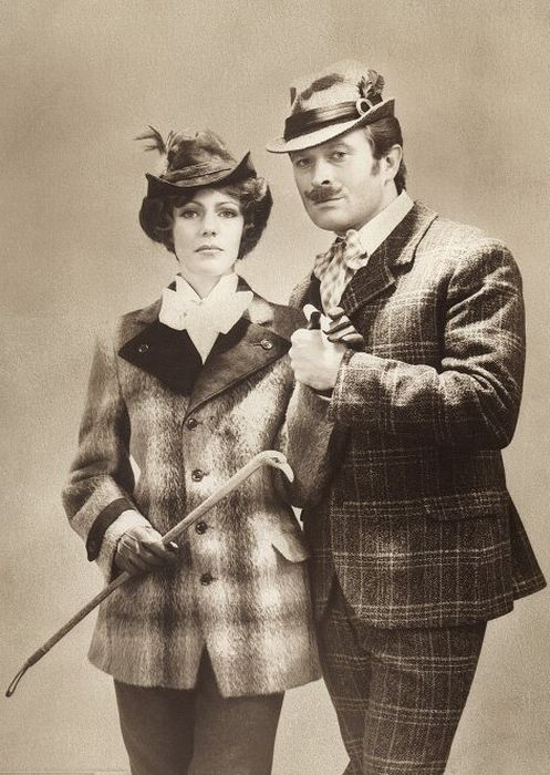 Фотография из фильма «Приключения Шерлока Холмса и доктора Ватсона». / Фото: www.kino-teatr.ru