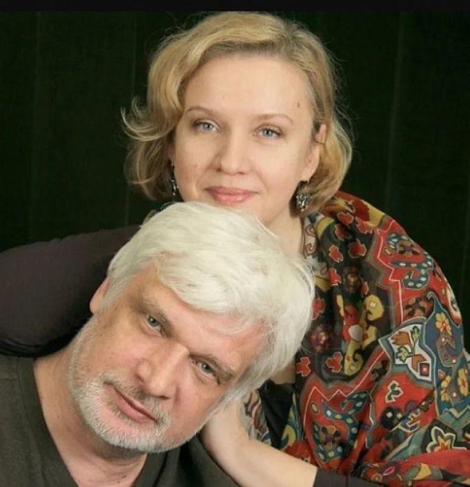 Дмитрий и Марина Брусникины. / Фото: www.yandex.net
