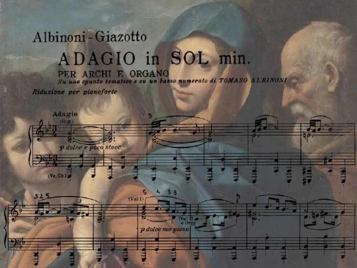 Адажио Альбинони. / Фото: www.stihi.ru