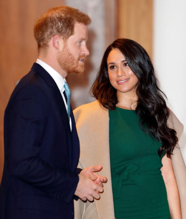 Принц Гарри и Меган Маркл. / Фото: www.tatler.ru