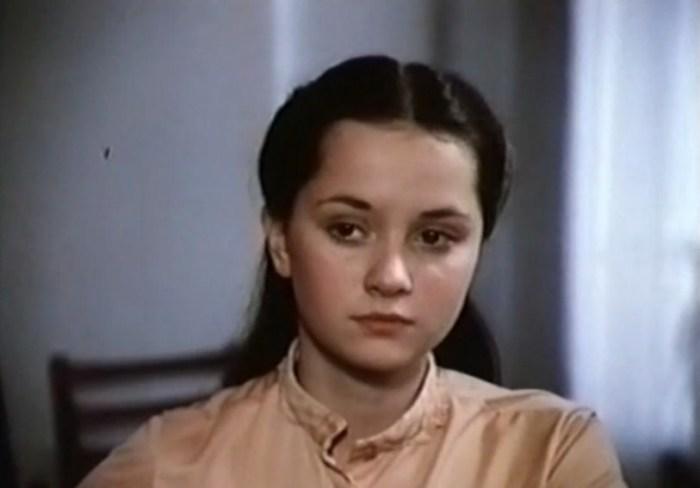 Ольга Кабо в фильме «И повторится всё...» / Фото: www.kino-teatr.ru
