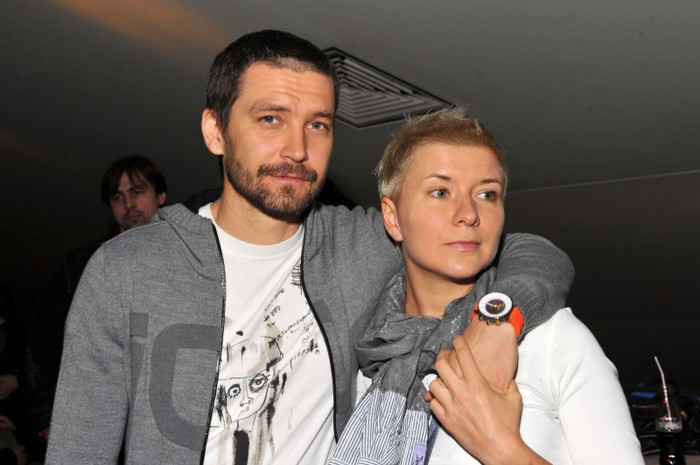 Владимир Кристовский и Валерия Римская. / Фото: www.woman.ru