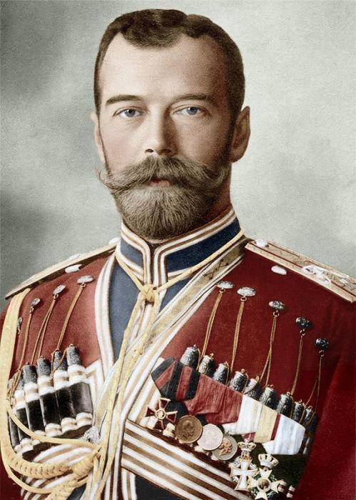 Николай II. / Фото: www.pinimg.com