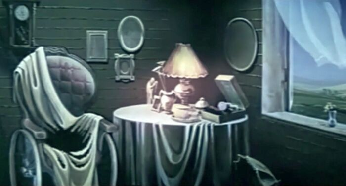 Кадр из мультфильма «Будет ласковый дождь». / Фото: www.yandex.net
